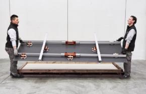 Переноска Easy Move для керамогранита с вакуумными присосками с манометром