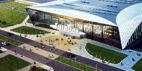 Как создавался фасад-гармошка аэропорта Гагарин в Саратове