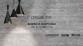 Cotto d'Este на Cersaie 2017 представит бренды Kerlite, Blustyle