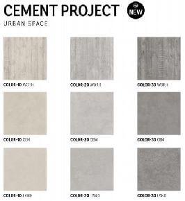 Новая коллекция KERLITE - Cement Project
